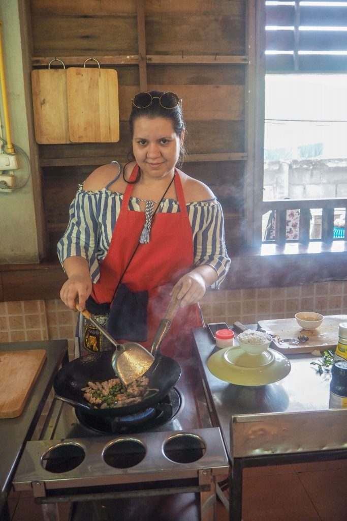 Thai Farm Cooking Class