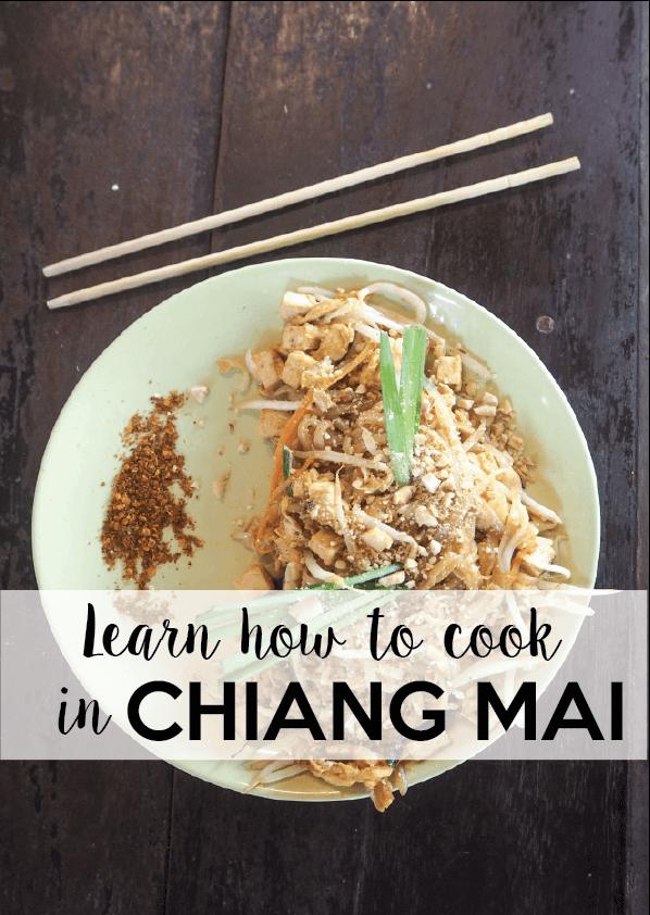 Thai Cooking Class Chiang Mai